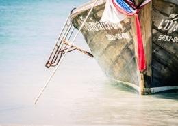Long-tail Boat, Thailand Krabi #2