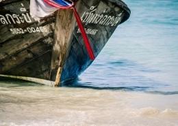Long-tail Boat, Thailand Krabi #3