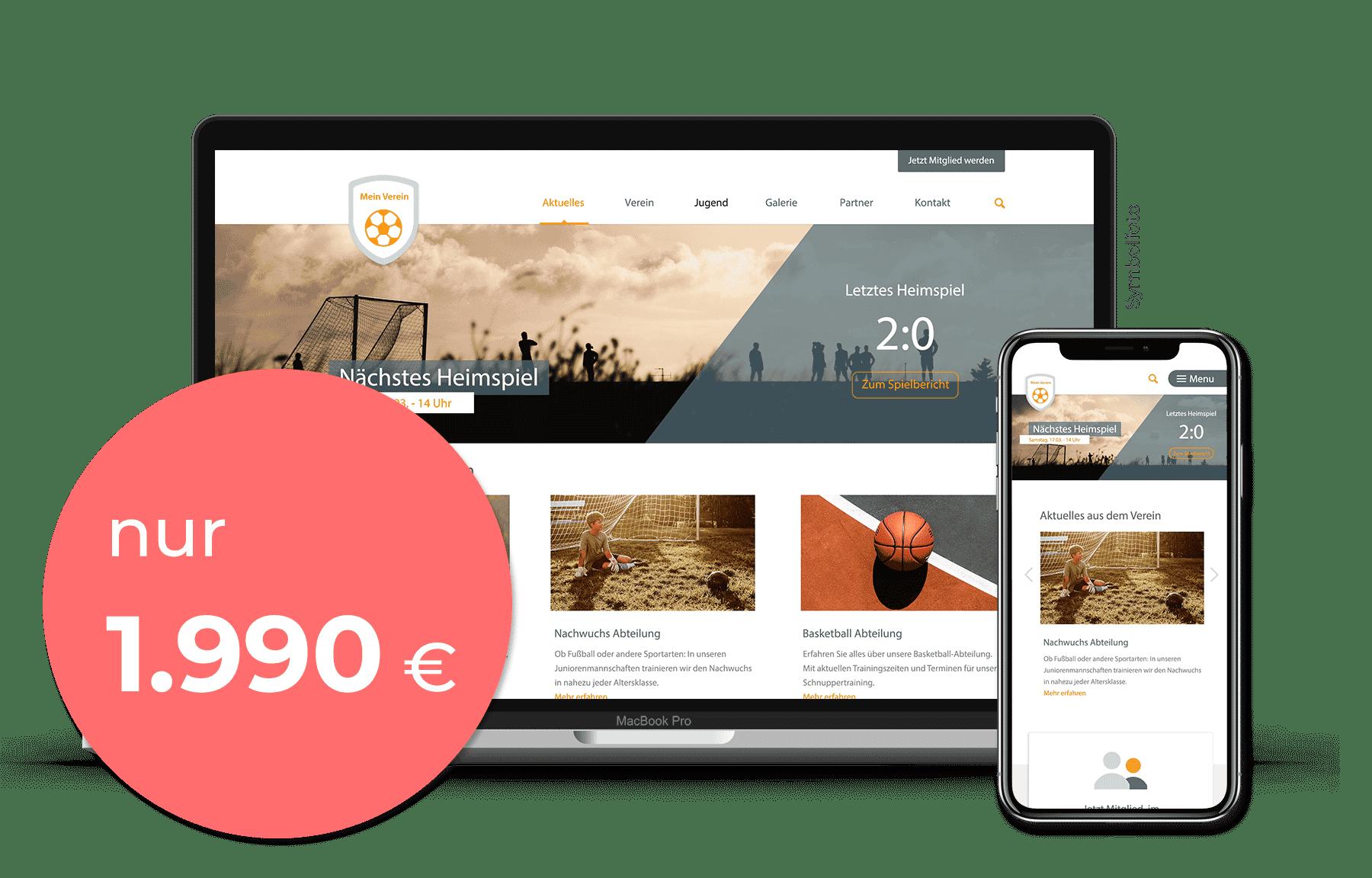 Website-Paket Premium