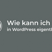WordPress Guide